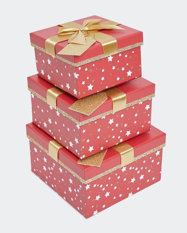 Red Star Box