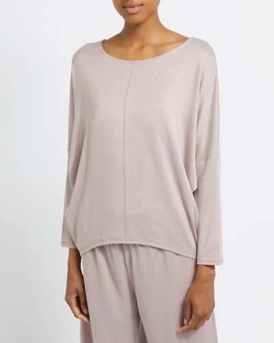 Lounge Slouch Top