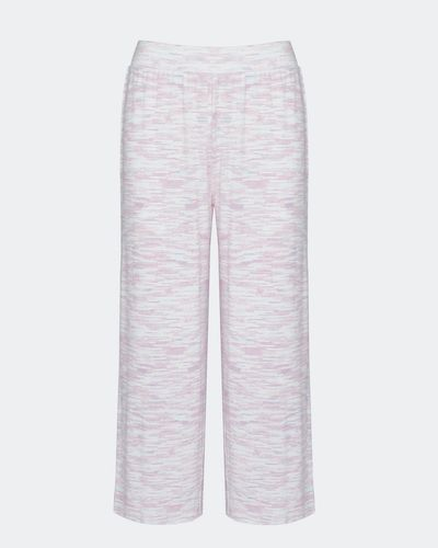 Lounge Sleep Crop Trousers thumbnail