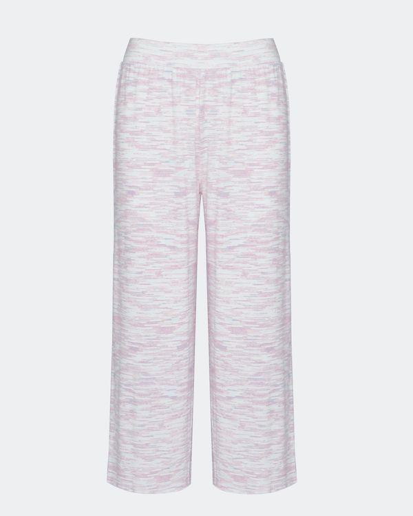 Lounge Sleep Crop Trousers