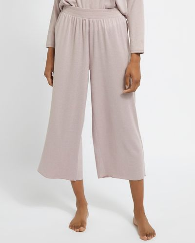 Lounge Crop Trousers