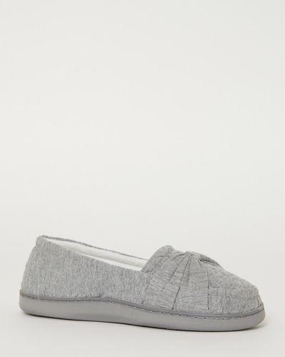 Jersey Full Slippers