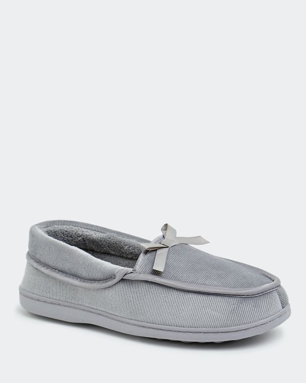 Velour Full Slippers