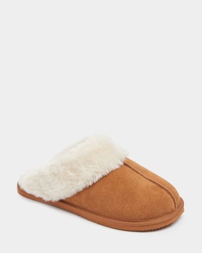Suede Mules thumbnail