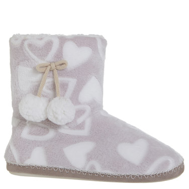 blushBorg Lined Bootie
