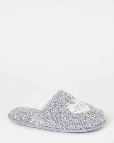 Fluffy Mules