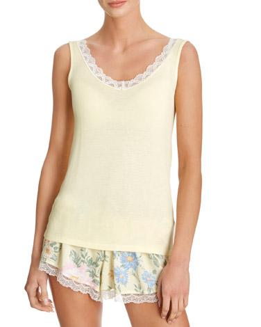 lemonLemon Lace Pyjama Vest