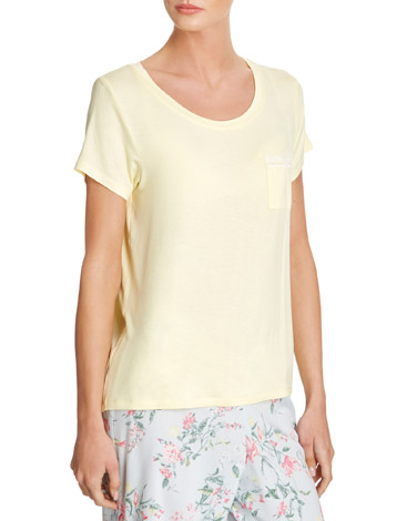 lemonLemon Lace Pyjama Top
