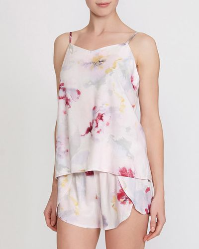 Blush Floral Camisole