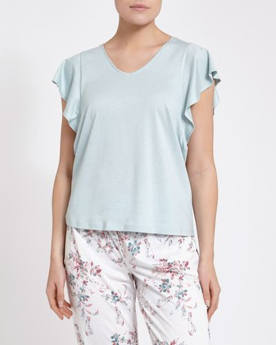 Cotton Modal Pyjama Top thumbnail