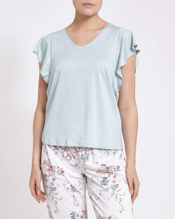 Cotton Modal Pyjama Top