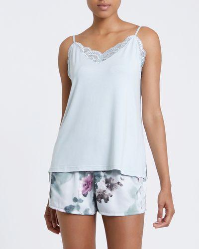 Modal Lace Camisole