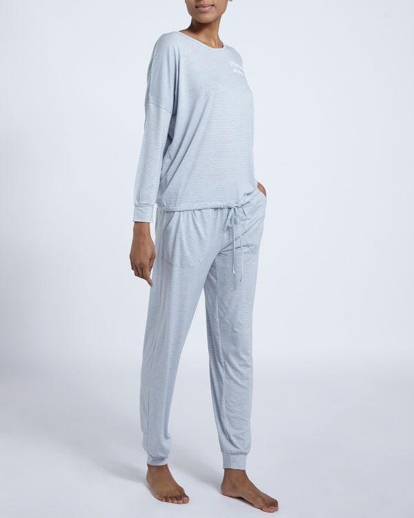 Tie Hem Pyjamas