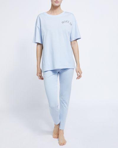 Organic Cotton Rib Pyjamas thumbnail