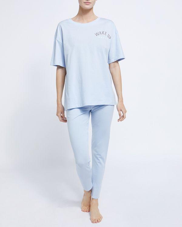 Organic Cotton Rib Pyjamas