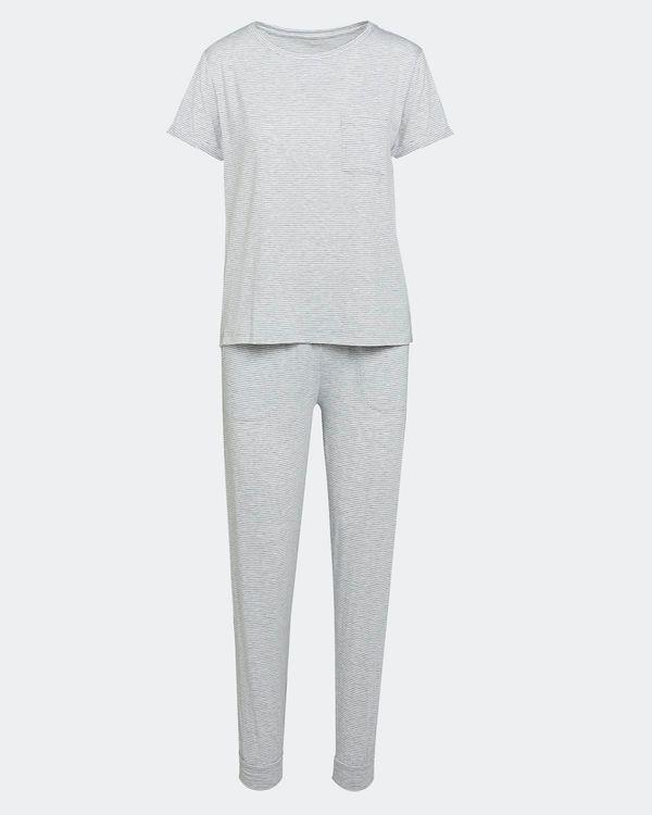Stripe Pocket Pyjamas