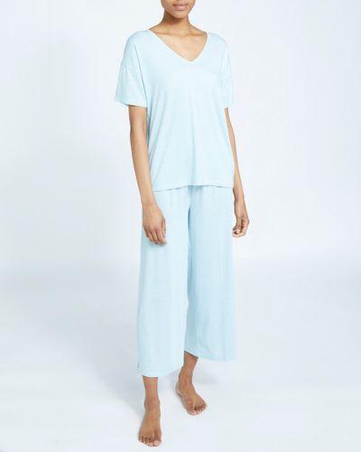 Stripe Crop Pyjamas thumbnail