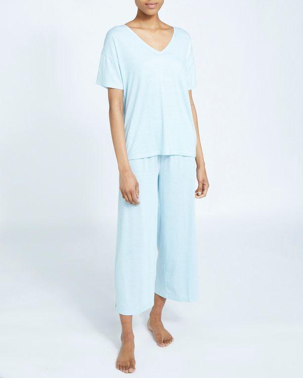 Stripe Crop Pyjamas