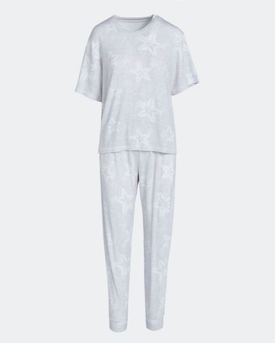 Short-Sleeved Soft Touch Pyjamas