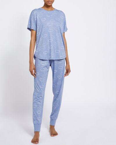Short Sleeved Twosie Pyjamas