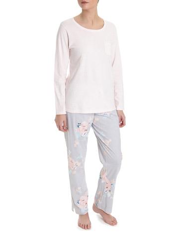 aquaFloral Pyjamas