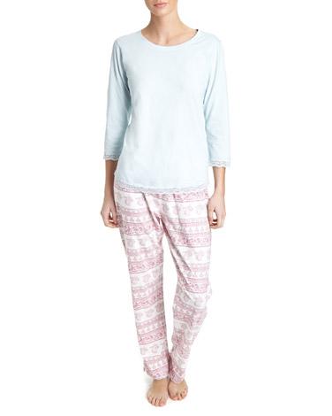 pinkPretty Paisley Pyjamas