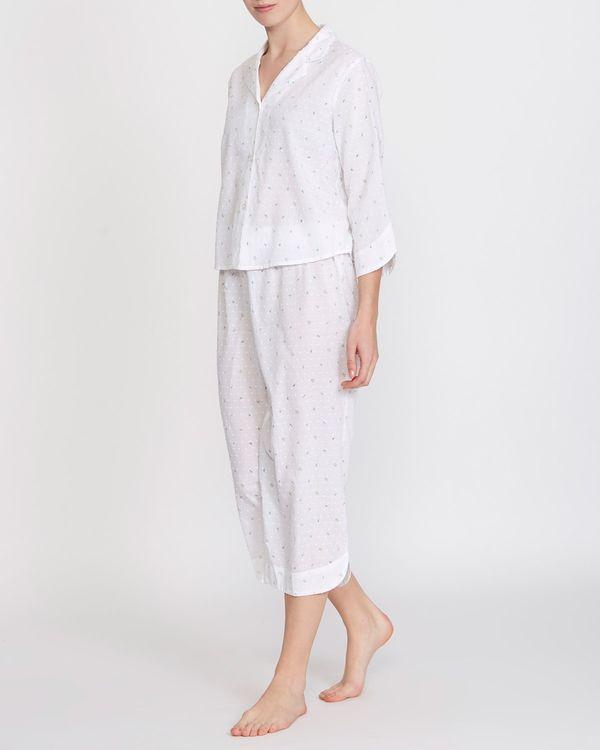 Printed Swiss Dot Pyjamas