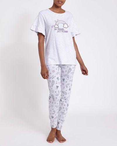 No Drama Just Pyjama Pyjamas thumbnail