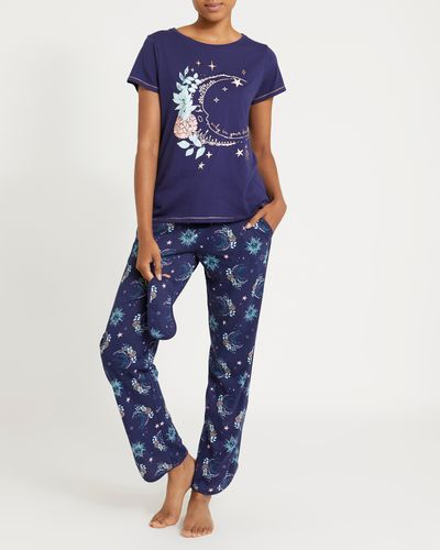 Moon Print Pyjamas