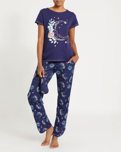 Moon Print Pyjamas thumbnail