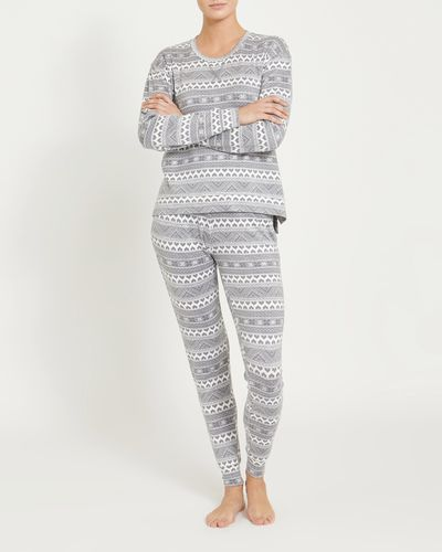 Fair Isle Super Soft Pyjamas