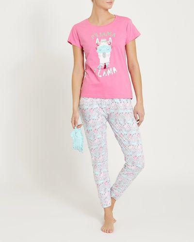 Lama Applique Pyjamas