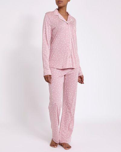 Cotton Modal Revere Pyjamas thumbnail