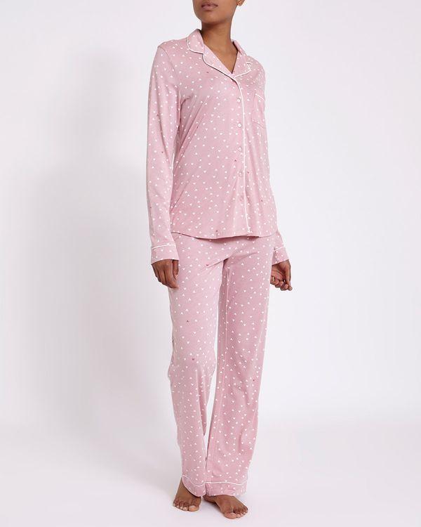 Cotton Modal Revere Pyjamas