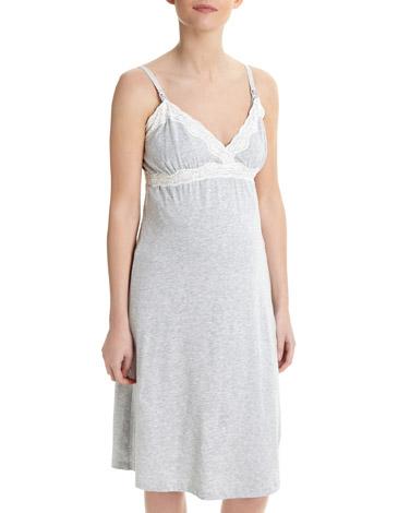 grey-marlMaternity Nightdress