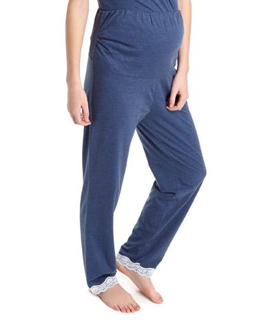 denimMaternity Pyjama Pants