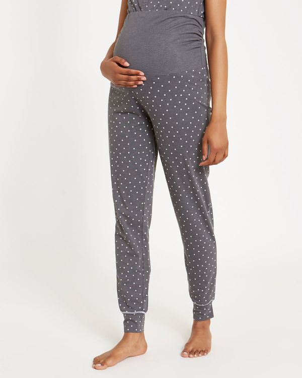 Maternity Star Leggings