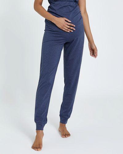 Maternity Navy Jog Pants
