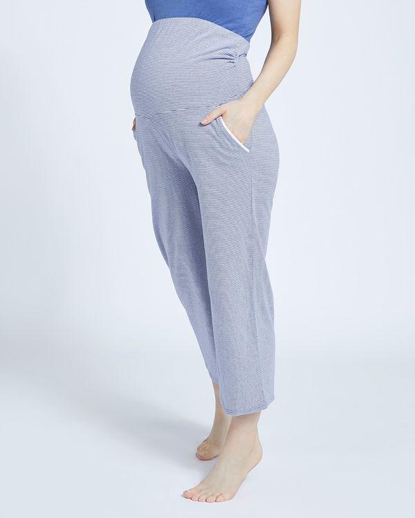 Maternity Crop Pyjama Bottom