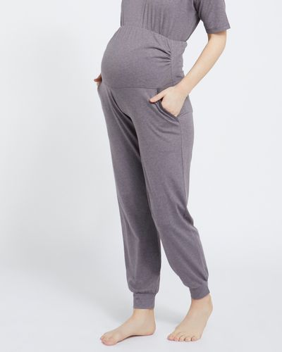Maternity Relaxed Jogger