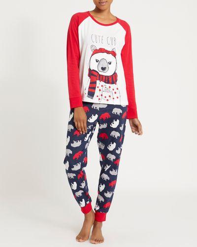 Bear Family Pyjamas