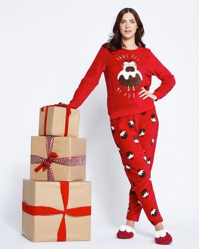 Fluffy Pudding Dog Pyjamas