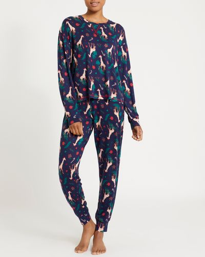 Giraffe Super Soft Pyjamas