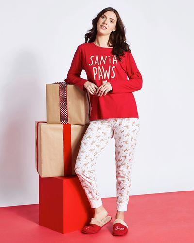 Santa Paws Pyjamas