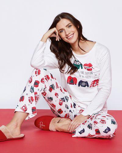Cosy Knit Pyjamas