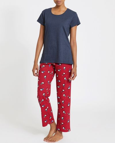 Robin Knit Pyjamas