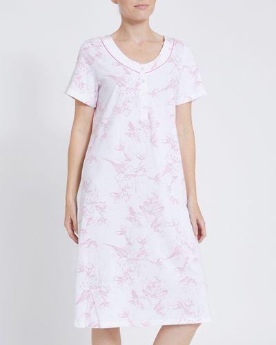 Rose Floral Nightdress