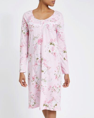 Pink Multi Floral Nightdress