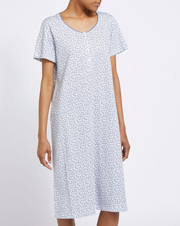 Organic Cotton Night Dress