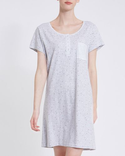 Five Button Nightdress